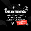 Sneakerness Zürich 2020 Halle 622 Zürich Billets