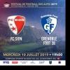 FC Sion vs Grenoble Foot Complexe Sportif du Bout du Lac Port-Valais Tickets