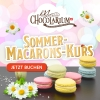 Sommer Macarons-Kurs Maestrani's Chocolarium Flawil bei St. Gallen Billets