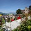 Aperitif im Rosengarten von Schloss Vaduz am Staatsfeiertag 2019 Rosengarten von Schloss Vaduz Vaduz Billets