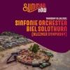 Sommerkonzert Klezmer Symphony (TOPS) Expo-Park Biel/Nidau Nidau Biglietti