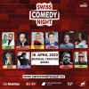 Swiss Comedy Night 2020 Musical Theater Basel Billets