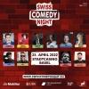 Swiss Comedy Night 2022 Stadtcasino Basel Tickets