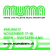 2 Days Pass - Swiss Live Talents Various Clubs Bern Tickets