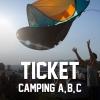 Ticket Camping A, B, C FR / SA Römerareal Orpund (Biel/Bienne) Tickets