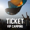 Ticket VIP Camping FR / SA Römerareal Orpund (Biel/Bienne) Tickets