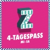 4-Tagespass MI / DO / FR / SA Festivalgelände Rümlang Tickets