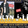 2 Tagespass - International HipHop Weekend Gavlyn / J Live Freiraum Widnau Widnau Billets