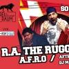R.A. The Rugged Man / A.F.R.O Live Freiraum Widnau Widnau Billets