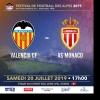 AS Monaco vs Valence CF Stade du Christ-Roi Lens Billets