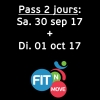 Salon FITnMOVE: Samedi / Dimanche Expo Beaulieu Lausanne Lausanne Tickets