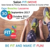 Salon FITnMOVE Expo Beaulieu Lausanne Lausanne Tickets