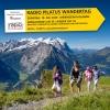 Radio Pilatus Wandertag 2020 Meiringen-Hasliberg   Tickets