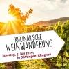 Kulinarische Weinwanderung Rebberge und Kulinarik Döttingen/Klingnau Tickets