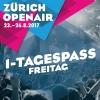 1-Tagespass FR Festivalgelände Glattbrugg Tickets