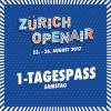 1-Tagespass SA Festivalgelände Glattbrugg Tickets