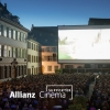 Allianz Cinema Business Supporter 2017 Münsterplatz Basel Billets