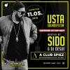 Usta Soundsystem hosted by Sido & Dj Desue A Club Spiez Billets