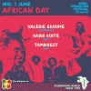 African Day Grosse Reithalle Winterthur Tickets
