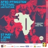Afro-Pfingsten 2020 Grosse Reithalle Winterthur Billets