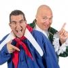 PREMIERE: Almi + Salvi Fasnachtskiechli Scala Basel Biglietti