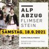 Alpabzug Flimserstein Post Flims Dorf Biglietti