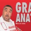 Wahid - Graisse Anatomy Théâtre du Caveau Genève Tickets