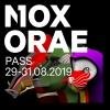 Nox Orae 2019 Pass Festival 3 jours Jardin Roussy La Tour-de-Peilz Billets