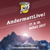 Musikfestival AndermattLive! Pinte/The Chedi/Bernhard/Aula Andermatt Tickets