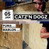 Catz'N Dogz - Puma - Marlon Audio Club Genève Billets