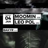 Moomin Audio Club Genève Billets