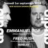 Emmanuel Top Audio Club Genève Tickets