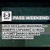 Weekend Pass Audio Club Genève Tickets