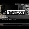 Luigi Madonna b2b Roberto Capuano Audio Club Genève Biglietti