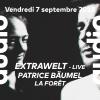 Extrawelt - Patrice Baümel Audio Club Genève Tickets