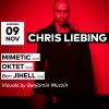 Chris Liebing - Mimetic - Oktet Audio Club Genève Tickets