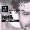 Gui Boratto - Mimetic Audio Club Genève Tickets