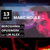 Marc Houle - Beroshima Audio Club Genève Tickets