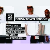 Downtown Boogie Audio Club Genève Tickets