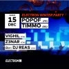 Electron Winter Party Audio Club Genève Tickets