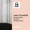 Leon Vynehall - Secretsundaze Audio Club Genève Billets