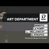 Art Department - Mimetic - La Forêt Audio Club Genève Tickets