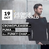 George Fitzgerald Audio Club Genève Tickets