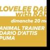 Lovelee Dae with Rakete // Animal Trainer - Dario D'Attis - Puma Audio Club Genève Biglietti
