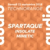 Technorange: Audio Club Genève Tickets