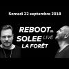 Reboot - Solee live - La Forêt Audio Club Genève Billets