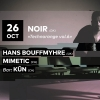 Technorange #6: Mimetic Audio Club Genève Billets