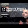 Frankey & Sandrino Audio Club Genève Tickets