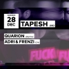 Tapesh - Quarion - Adri & Frenzi Audio Club Genève Tickets