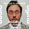 Agoria - La Forêt - Puma Audio Club Genève Tickets